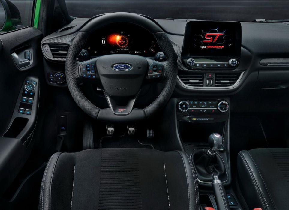 Ford Puma ST (2021) wallpaper