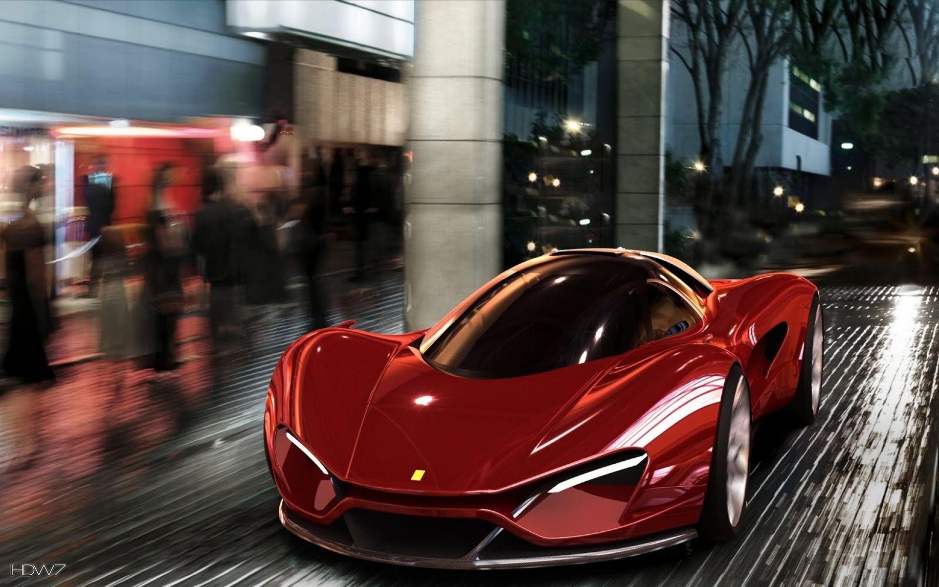 Supercar Concept Cars Ferrari Xezri Wallpaper 1920x1200 1401186 Wallpaperup
