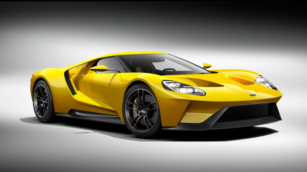concept ford gt 2020 wallpaper