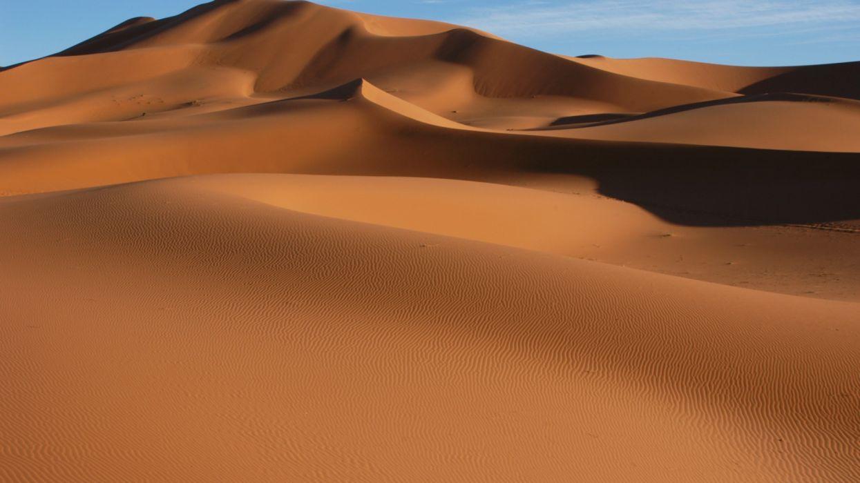 desert dunas arena naturaleza wallpaper