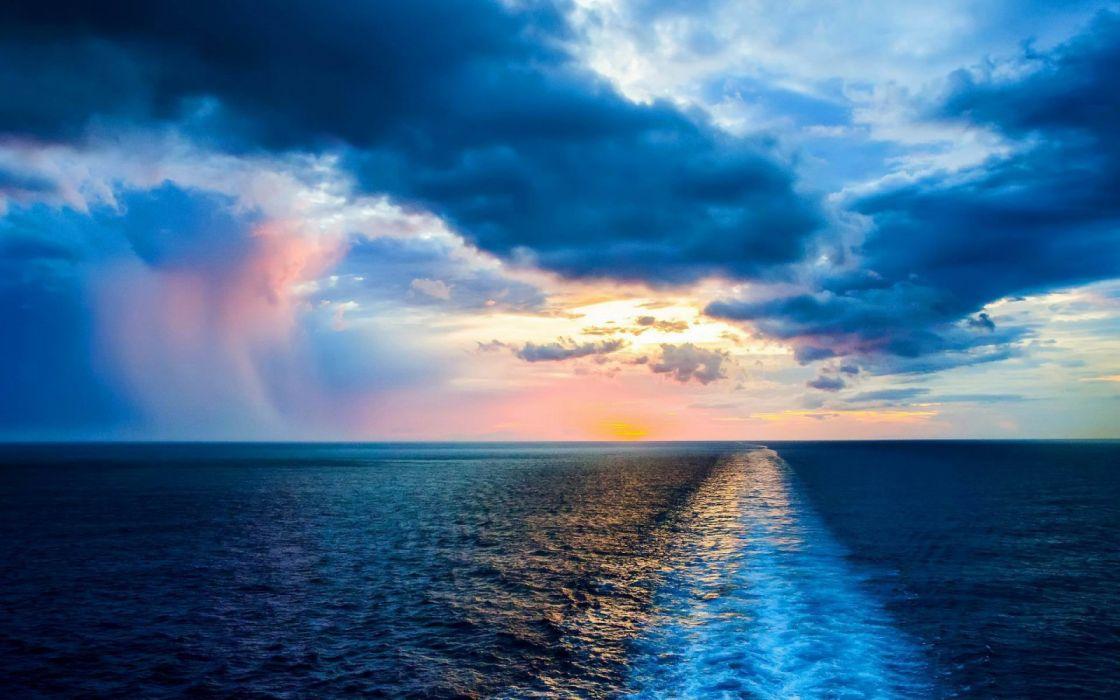 atlantic ocean Nature water wallpaper