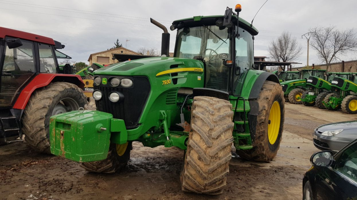 tractor verde vehiculo agricola wallpaper
