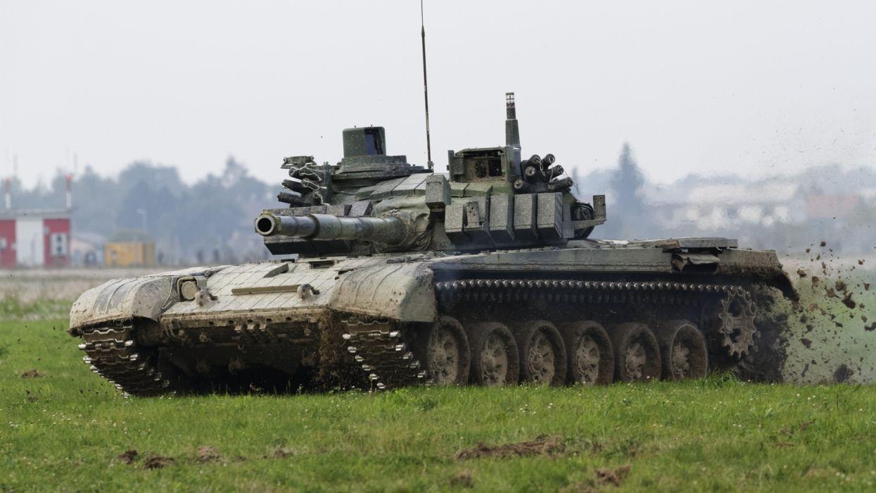 T 72 tank armor vehicle military wallpaper
