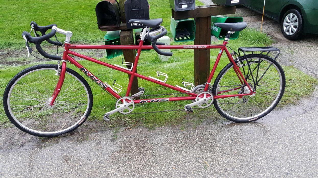 bicicleta tandem vehiculo wallpaper