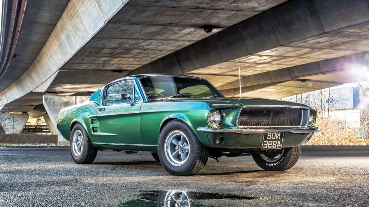 car ford mustang classic wallpaper
