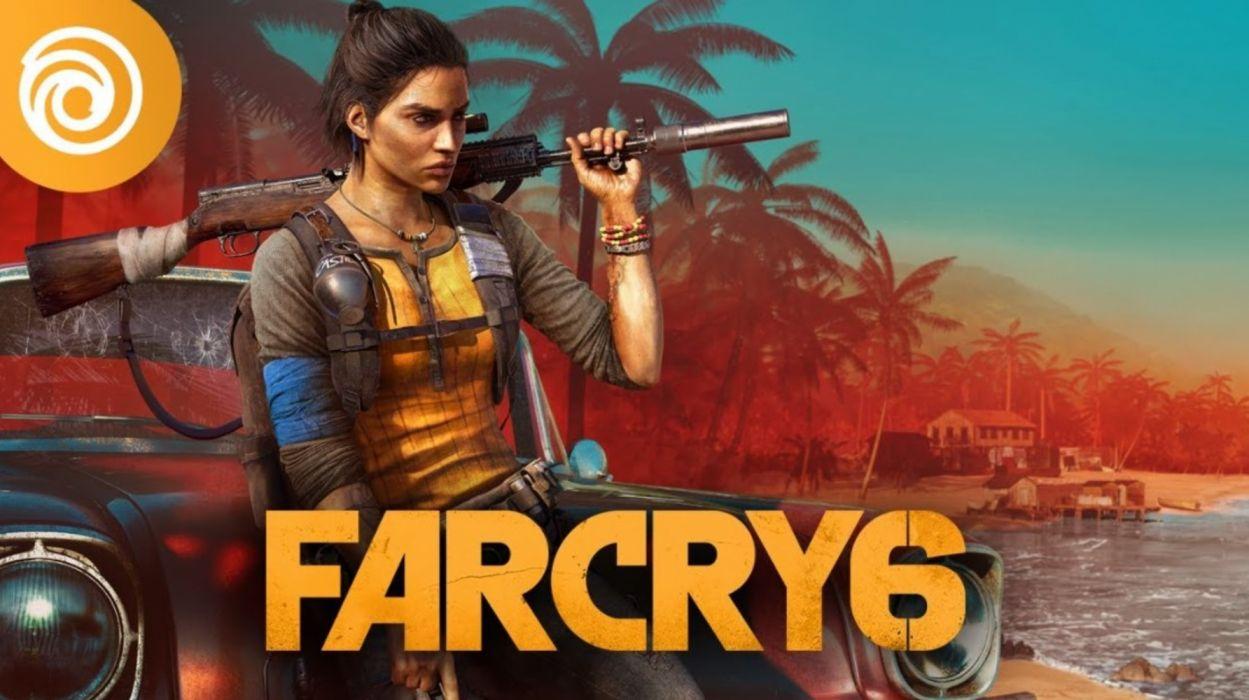 videogame farcry6 entretenimientos wallpaper