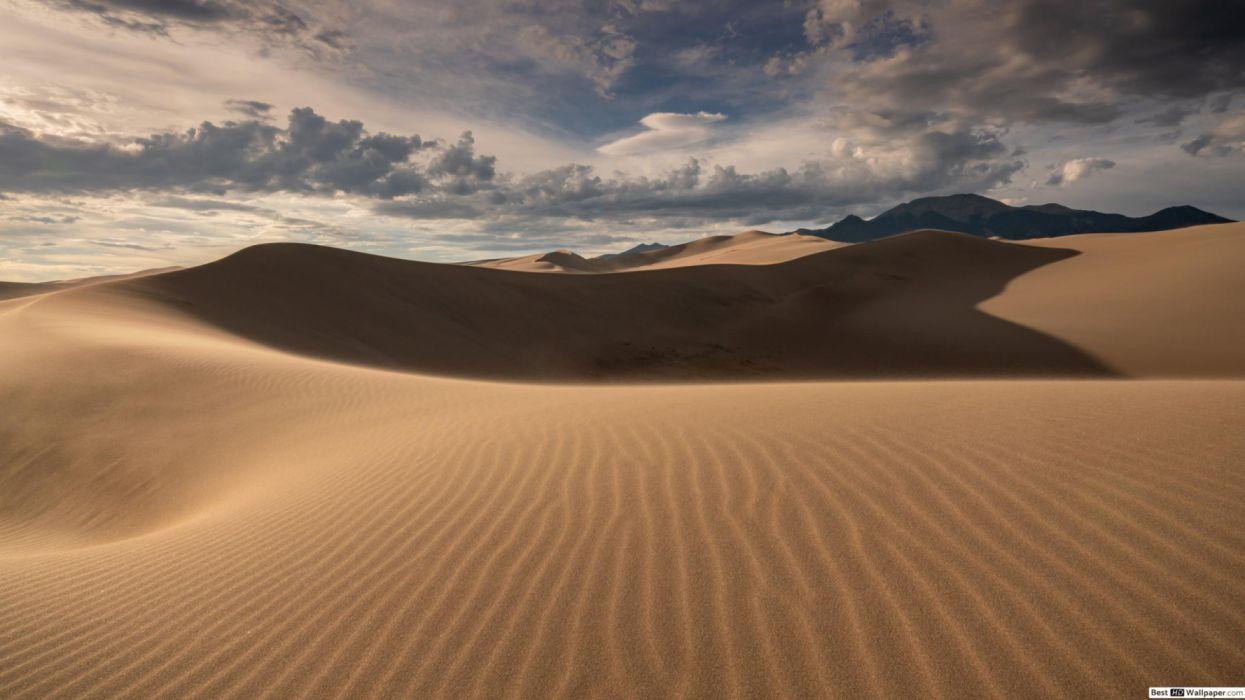 desierto arena dunas natureleza wallpaper