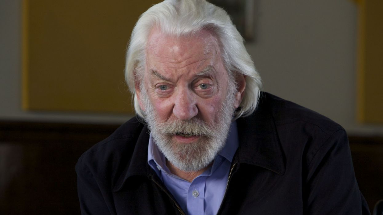 donald sutherland actor old men beard white hair wallpaper