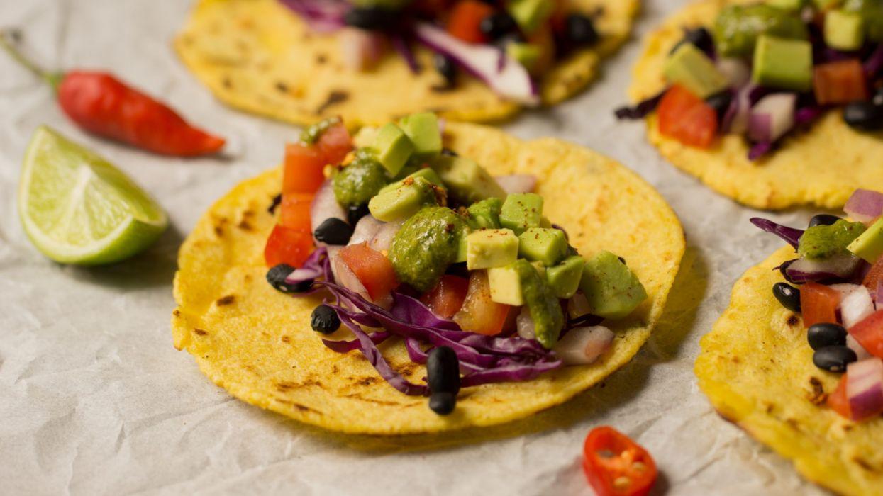 comida mexicana tacos wallpaper